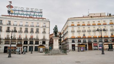 Madrid Lockdown Declared Unlawful, Provincial Court Scraps Spanish Govt's Order Calling It 'Harmful to Basic Rights'