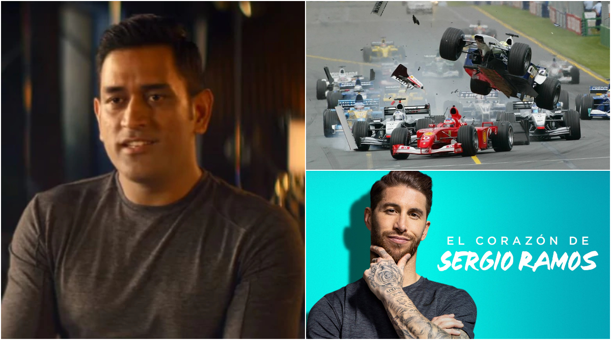 Quarantine Watch - From MS Dhoni'sRoar Of the Lion toFormula 1: Drive to Survive - 6 Sports Documentaries to Give You the Much-Needed Adrenaline Rush