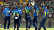Lanka Premier League 2020: Inaugural Edition Postponed Until November