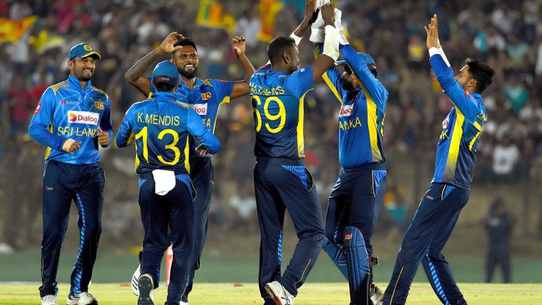 Sri Lanka Beat West Indies in Third ODI, Register 3–0 Whitewash As Angelo Mathews, Kusal Mendis Shine