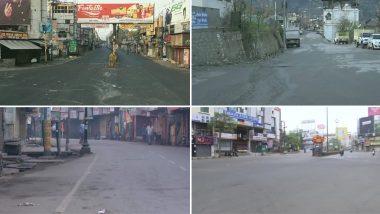 Janata Curfew 1st Anniversary: A Year After the Curfew, Coronavirus Threat Rears Its Ugly Head Again