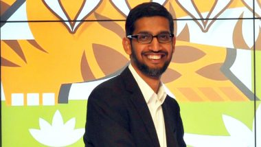 Google to Invest Rs 75,000 Crore in India Over Next 5-7 Years Through 'Google for India Digitisation Fund', Says CEO Sundar Pichai