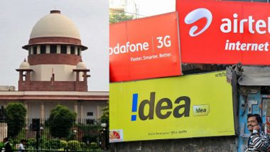 AGR Case: Supreme Court Lambasts DoT, Telecoms on Undertaking Self-Assessment of Dues, Says 'We Won't Tolerate This'
