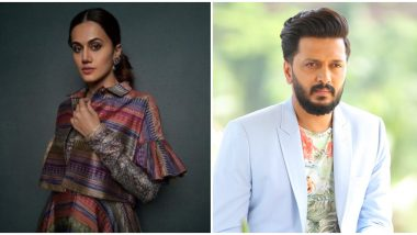 Nirbhaya Case Convicts Hanged: Taapsee Pannu, Riteish Deshmukh and Other Bollywood Celebs Say 'Justice is Served'