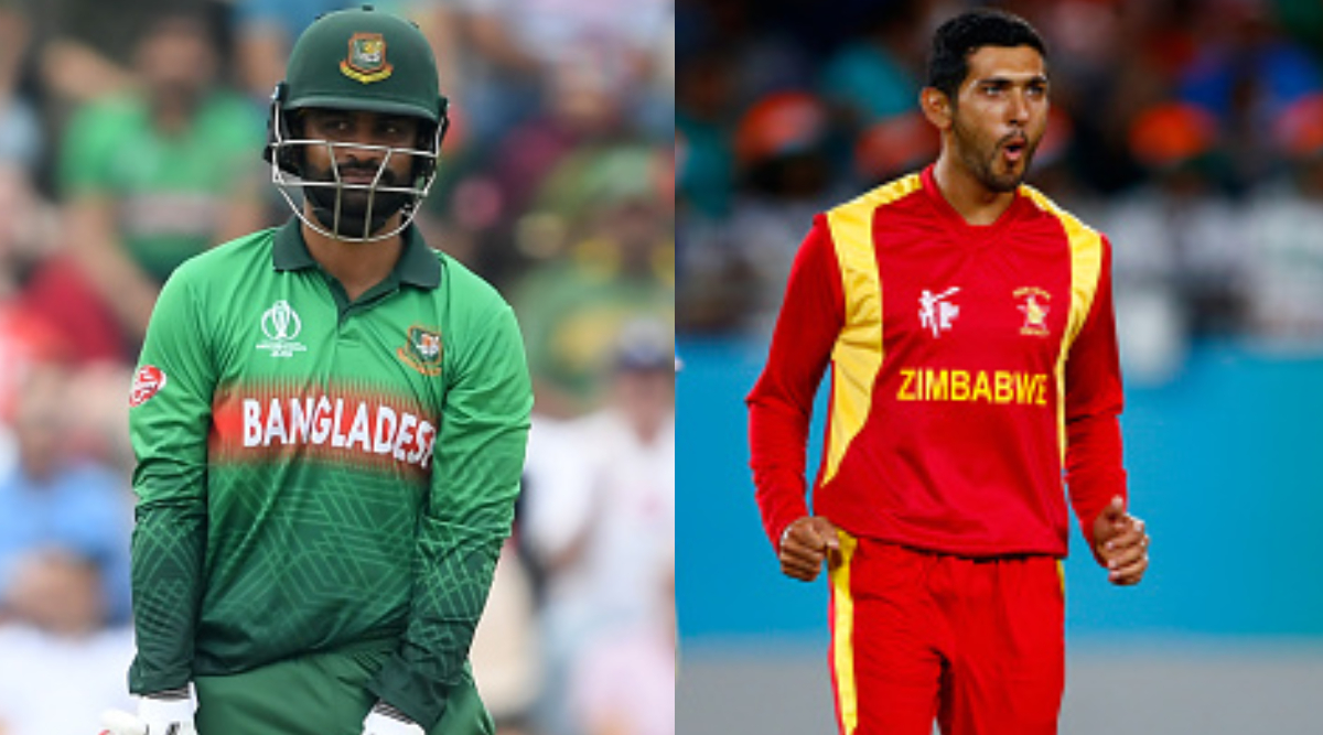 Tamim Iqbal vs Sikandar Raza and Other Exciting Mini Battles to Watch Out for During Bangladesh vs Zimbabwe 2nd T20I 2020 in Dhaka