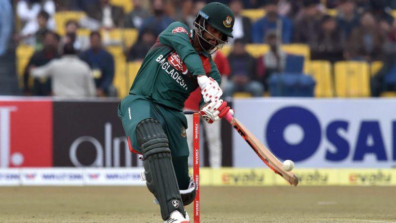 Tamim Iqbal Becomes First Bangladeshi Batsman to Score 7000 ODI Runs, Achieves Feat in BAN vs ZIM 2nd ODI 2020