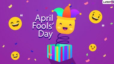 April Fools' Day 2020 Funny Quotes and Images: Hilarious Sayings to Spread Laughter and Celebrate April 1 With a Big Smile!