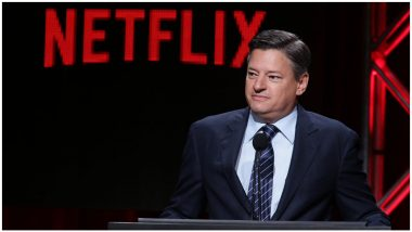 Netflix's Ted Sarandos Says People Are Watching More Content Amid Coronavirus Pandemic