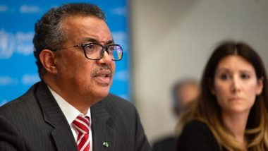 Coronavirus Cases Globally Increased More Than 5-Fold, Death Toll Tripled in Past Three Months, Says WHO Chief Tedros Ghebreyesus