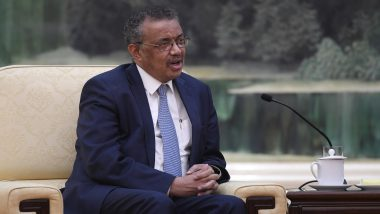 COVID-19 Threatens To Reverse Progress In Fight Against Tuberculosis, Warns WHO Chief Tedros Adhanom Ghebreyesus
