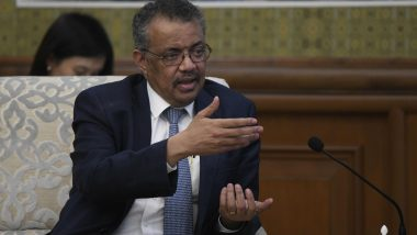 India's COVID-19 Situation Hugely Concerning, Says WHO Chief Tedros Adhanom Ghebreyesus