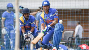 India Legends vs Sri Lanka Legends, Road Safety World Series 2020 Free Live Streaming Online: How to Watch T20 Match Live Telecast on TV, With Time in IST?