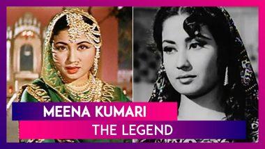 On Meena Kumari's 48th Death Anniversary, Recalling What Makes The Actress So Legendary
