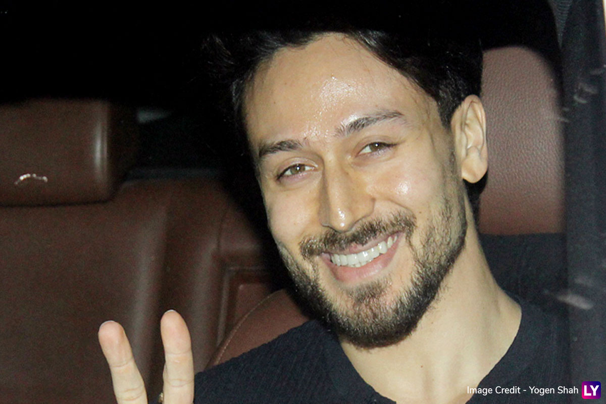 Tiger Shroff Confesses About His Fear of Heights but the ...