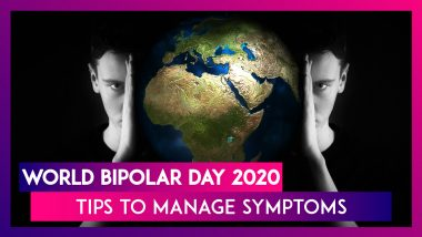 World Bipolar Day 2020: Ways To Cope With The Highs And Lows Of Bipolar Disorder