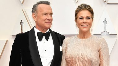 Tom Hanks Says Donating Plasma for COVID-19 Treatment Was Like Being Hooked to World's Most Complicated Slurpee Machine