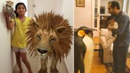 How to Open Google 3D Animal to View Lion, Giant Panda, Penguin, Tiger, Shark Real Life Images if Your Mobile Phone is Running Low on Space