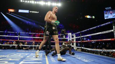 WBC Heavyweight Championship 2020: Tyson Fury to Take on Deontay Wilder Before Olympics