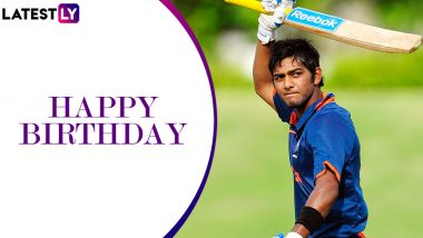 Unmukt Chand Birthday Special: Best Performances by India's U19 World Cup Winning Captain