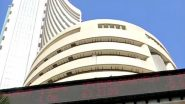 Sensex Ends 99 Points Higher at 36,693, Nifty Settles at 10,802 on Buying in IT & FMCG Stocks