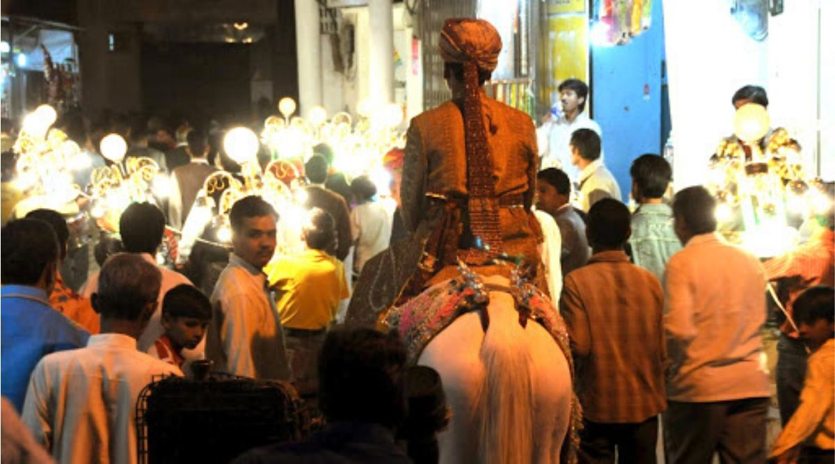 Jaipur Groom Publicly Shamed by Cops For Taking Out Wedding Procession Amid Coronavirus Lockdown in India