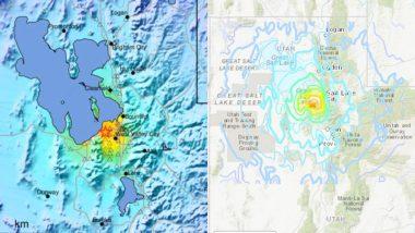 Earthquake in Utah: 5.7 Magnitude Quake Hits Salt Lake City