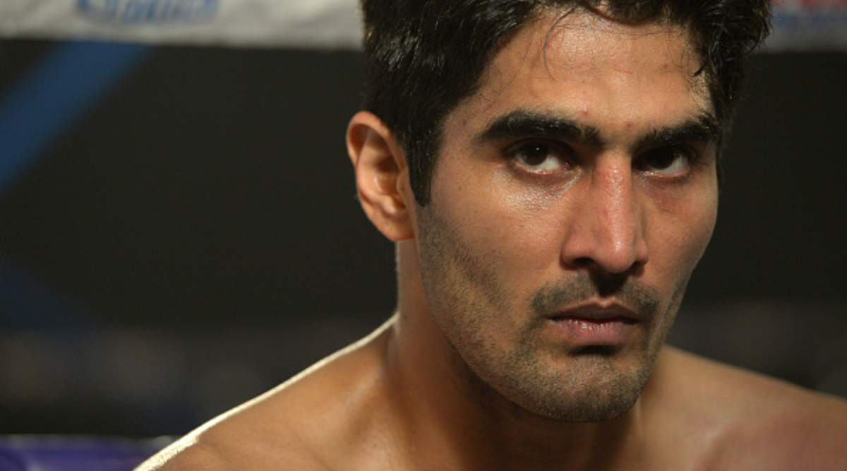 Vijender Singh Trolled for 'Stay Positive' Tweet As Boxer Appeals to Stay Calm At Home Amid Coronavirus Crisis