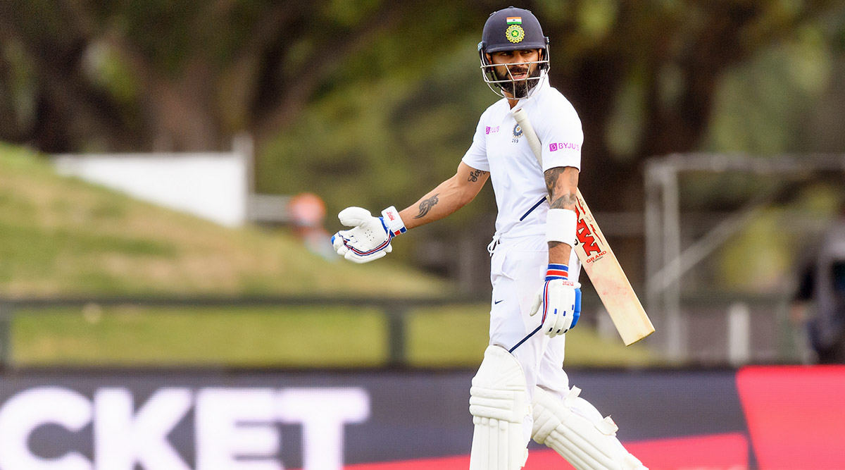 Virat Kohli Faces the Wrath on Twitter After Failing to Deliver Once Again During India vs New Zealand 2nd Test 2020