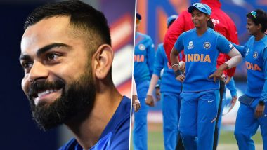Virat Kohli Posts Positive Message for Team India After Defeat in ICC Women's T20 World Cup 2020 Final Against Australia