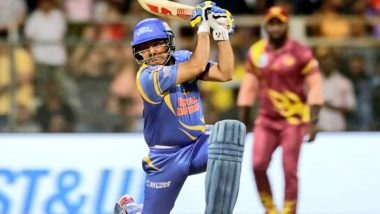Road Safety World Series 2020: Virender Sehwag Inspires India Legends to Seven-Wicket Win Over West Indies Legends