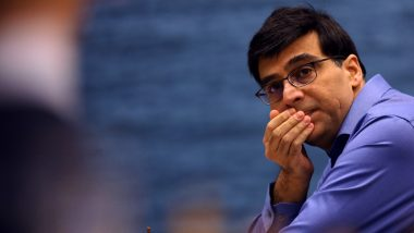 Viswanathan Anand To Lead Strong Indian Team in Online Chess Olympiad 2021