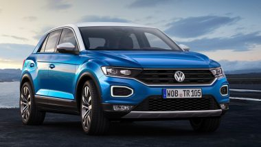 Volkswagen T-ROC SUV Launching Tomorrow in India; Expected Prices, Features & Specifications