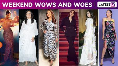 Weekend Wows and Woes: Malaika Arora, Kareena Kapoor Khan, Karisma Kapoor, Sonakshi Sinha, Diana Penty Slay, Madhuri Dixit Disappoints!