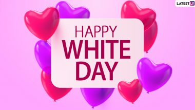 White Day 2020 Date: Know History and Significance of The Romantic Celebration Observed a Month After Valentine's Day
