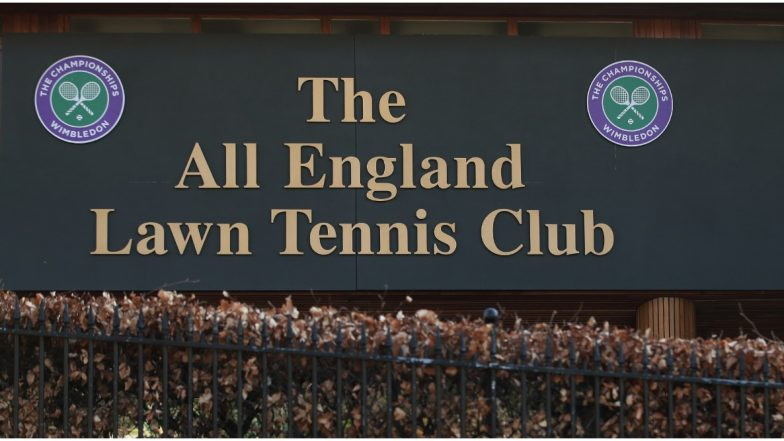 Wimbledon 2020 to Be Cancelled! German Tennis Official Has His Say on This Year's Championship