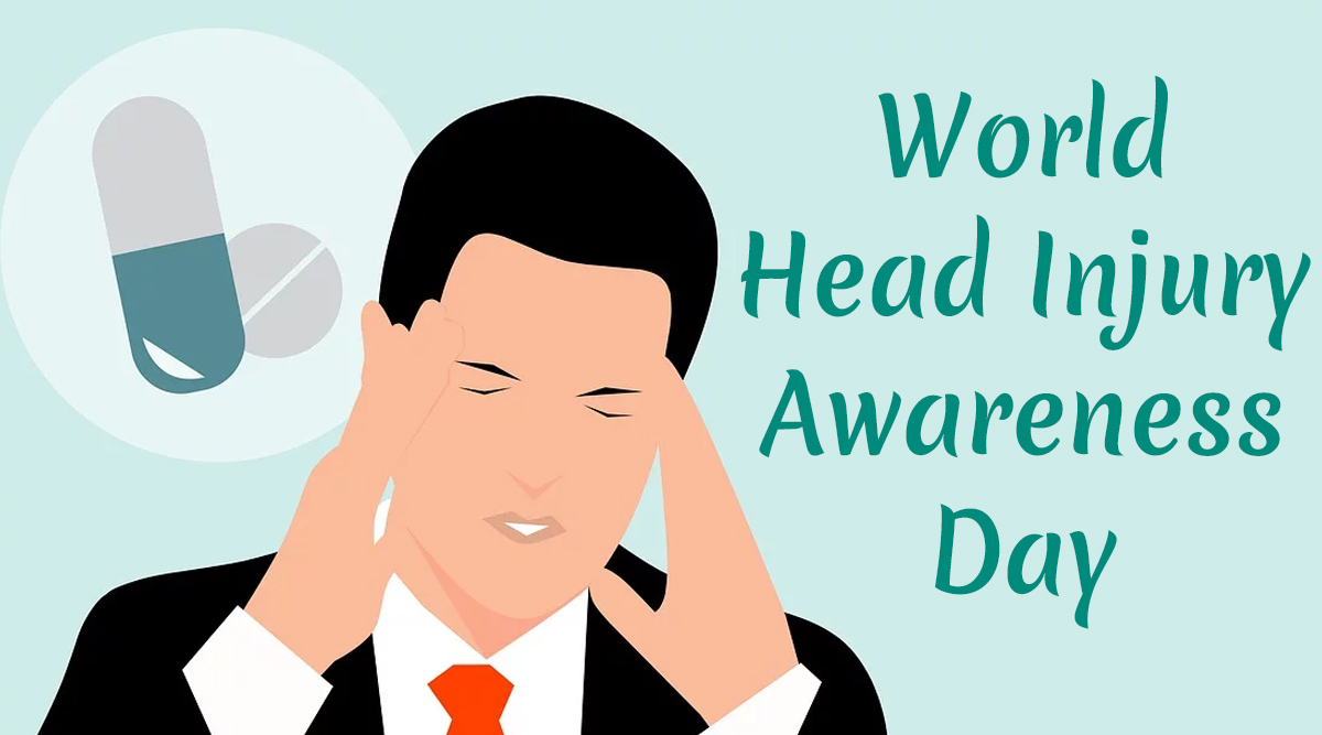 World Head Injury Awareness Day 2020 Date: Know Significance of The Day Highlighting Causes and Complications of Head Injuries