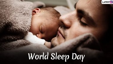 World Sleep Day 2020 From Funny Memes And Gif Images To