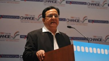 CBI Files Chargesheet Against Yes Bank Founder Rana Kapoor for Receiving Rs-600 Crore Bribe From DHFL Promoter Kapil Wadhawan