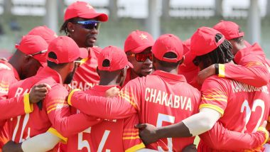 Zimbabwe Suspend All Forms of Cricket in the Country With Immediate Effect Amid Coronavirus Pandemic
