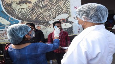 India Reports 92,605 Coronavirus Cases, 1,133 Deaths in Past 24 Hours; COVID-19 Tally Crosses 54 Lakh-Mark, Fatality Toll Mounts to 86,752