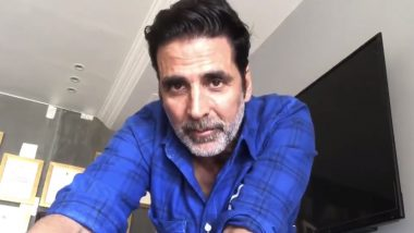 Akshay Kumar Says Everyone Staying Home During COVID-19 Lockdown is a 'Superstar'