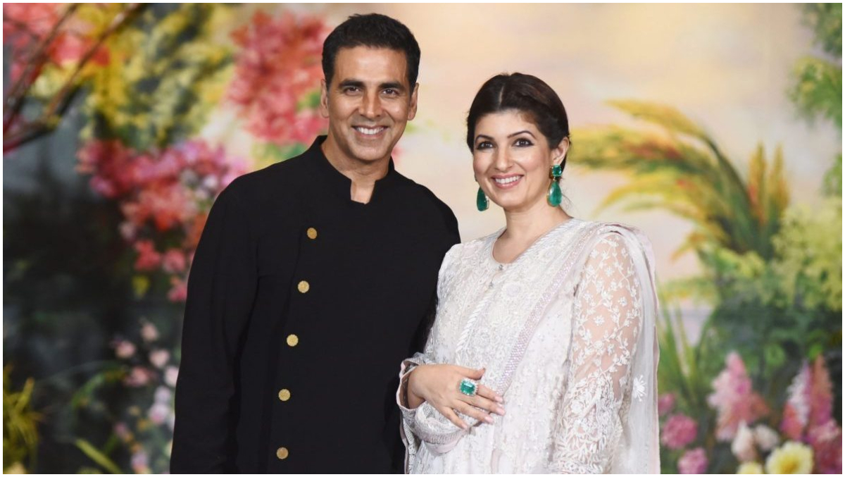 Proud Wife Twinkle Khanna Reveals Akshay Kumar's Reason Behind Donating Rs 25 Crore to COVID-19 Relief Fund