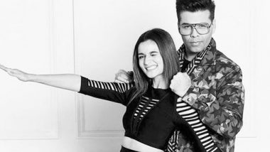 Alia Bhatt Is Taking An Online Creative Writing Course While Karan Johar Is Watching Telugu Movies For Possible Remakes During Lockdown (Watch Video)