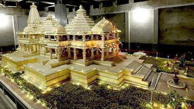 Ayodhya to Be Decorated With 400 Quintals of Flowers for Bhumi Pujan of Ram Temple