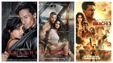 All 3 Films in Tiger Shroff's Baaghi Franchise Ranked From Worst to Best