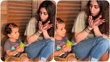 Rohit Sharma's Recent Post Featuring Ritika Sajdeh & Baby Samaira Will Make You Go Aww With Excitement