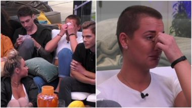 Big Brother Germany Contestants Cry As They Learn About The Coronavirus Pandemic on LIVE TV