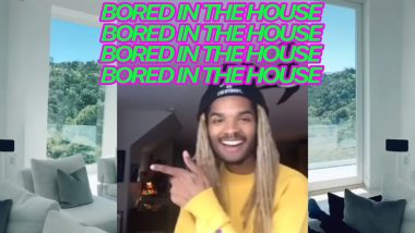 Bored in the House Quarantine Anthem Full Song Download With Lyrics: Here's Everything You Should Know About Curtis Roach's Relatable Viral TikTok Video