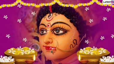 Chaitra Navratri 2021: 5 Tips to Break COVID-19 Blues and Celebrate the Festival Amid Pandemic