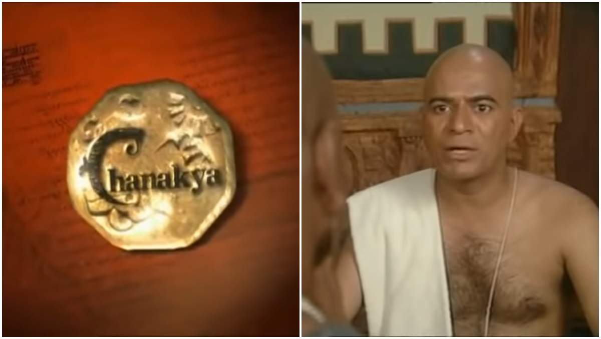 Chanakya Re-Telecast Schedule on Doordarshan: Here's When and Where You Can Watch the Chandraprakash Dwivedi Historical Show on TV